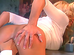 Briana Banks gets a deep ass pounding